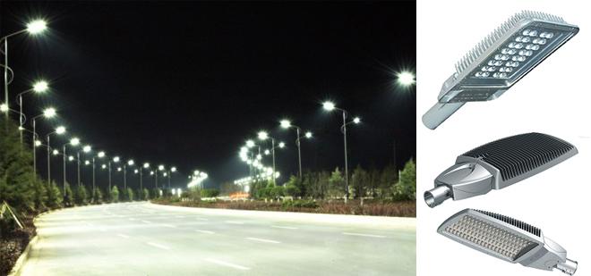 LED Solar Powered Street u0026 Roadway Lighting & LED and Solar Powered Lighting